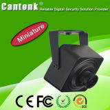Resistente al agua de 2MP H. 265+ de seguridad de tamaño mini Ahd WDR cámara CCTV con CE, RoHS, FCC (H)