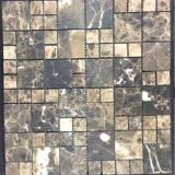 Tuile en pierre normale avec le carrelage extérieur de mosaïque de Matt