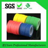 녹색 빨강 또는 노랗고 또는 파란 보호 테이프