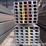 中国タンシャンの製造業者からのJISチャネル鋼鉄UのビームかSteeelのビーム