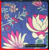 Lot-Muster-Baumwolldruck-Denim-Gewebe für Dame Garment