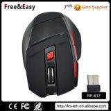 Laptop-Spiel-Maus des Soem-Firmenzeichen-2.4GHz drahtlose