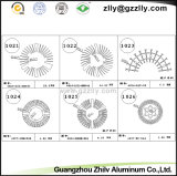 Mooi Aluminium Heatsink/Koeler/Radiator/Heatsink voor Frame