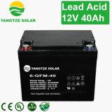 セリウムISO UL Dynavolt 12V 40ah電池