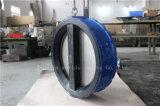 Задерживающий клапан плиты польностью резиновый подкладки двойной