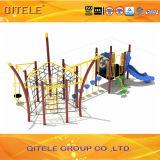 Kind-Spielplatz-Gerät mit Plättchen für Schule