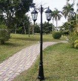 Индикатор высокого качества для использования вне помещений солнечной энергии солнечного света в саду виллы с видом на сад