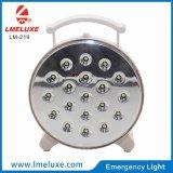 Batería recargable incorporada la luz de emergencia de 19 LED