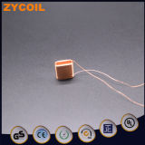 Bobine d'induction personnalisée utilisée pour la bobine d'inducteur d'appareil auditif de bobine de coupure d'IR