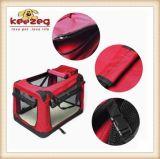 Camere di cane pieghevoli di animale domestico fossa di scolo molle durevole del cane della grande/trasportatore mobile dell'animale domestico (KDS018)