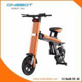 """"""" motorino elettrico di mobilità della lega di alluminio 12 con 2 rotelle, 30km/H, distanza in miglia massima di 40km"""