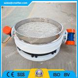 Em pó ou em grânulos Vibrocompressão materiais equipamentos de tela