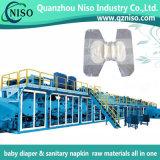 중국 (CNK300-SV)에 있는 고속 성숙한 기저귀 기계 제조