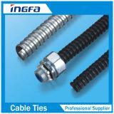 IP68 de waterdichte Klieren van de Kabel van het Metaal met Noot