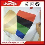la largeur de 90GSM 432mm rapide sèchent le papier de transfert de sublimation de teinture avec la prise élevée d'encre