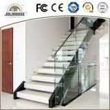 Venta caliente proveedor confiable de acero inoxidable pasamanos con experiencia en el diseño del proyecto