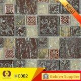 Mattonelle di ceramica di vetro della parete del mosaico della nuova pietra di disegno (BK002)