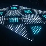 강하게 과민한 쌍방향 텔레비전 LED 댄스 플로워