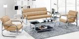 在庫1+1+3の熱い販売の余暇の高品質の現代設計事務所のソファー8607#
