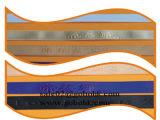Máquina de gravação da transferência térmica no elástico da tela