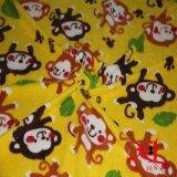 100% coton flanelle imprimé pour pyjamas / pantalons / couverture