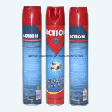 Aerosol de insecto de vuelo del control del aerosol del asesino del insecto del aerosol del hogar