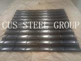 Цвет 0.15/0.18*665 покрыл стальную плиту толя/Prepainted Corrugated профиль толя