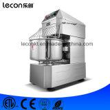 빵집 장비 세륨 상업적인 100L 지면 서 있는 나선형 반죽 믹서