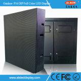 HD P16 옥외 풀 컬러 LED 모듈 위원회 스크린 광고