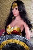 Muñecas hermosas del adulto del silicón de las mujeres el 165cm de los Boobs grandes