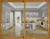 Portes coulissantes de la plus défunte de porte cuisine intérieure en aluminium de modèle