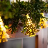 Indicatori luminosi ideali per la cerimonia nuziale, natale, partito, case, giardino, illuminazione dell'interno della catena delle decorazioni della camera da letto