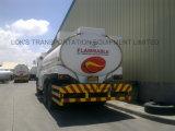 30000 литров жидкого топлива танкер Полуприцепе 3-мосты