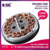 Ventilatore di soffitto decorativo di potere di buona qualità 52 '' per Europa (HgJ52-1102)