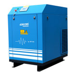 Compresseur d'air électrique de pétrole de vis stationnaire variable de fréquence (KC45-13INV)