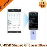 привод вспышки USB карточки подарка мобильного телефона 3-in-1 OTG (YT-3131)