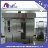 Carretilla plegable del estante de la hornada del acero inoxidable para el horno rotatorio de la hornada