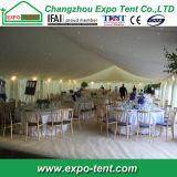 Tente de luxe de mariage de grande envergure claire pour 1000 personnes