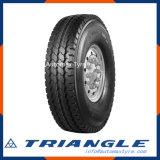 9.00R20 10.00r20 marca superior do triângulo de preços grossistas do fabricante de pneus de camiões pesados