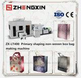 Boîte de tissu non tissé sac plastifié Making Machine (Zx-Lt400)