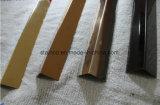 Tile Trims Tile Type d'accessoire Decorative Wall Corner Guards Chaîne en acier inoxydable