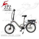 Малые 36V аккумуляторной батареи Panasonic 250W Anada электродвигателя складной велосипед с электроприводом