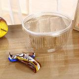 Caixa do chocolate do PVC da Chocolate-Caixa