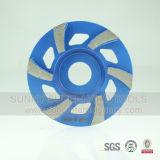 "4 ""4.5"" 5 ""6"" 7 ""Sunny Diamond Cup Wheel"