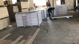 Draht auftrug graue Eiche ausgeführten hölzernen Bodenbelag