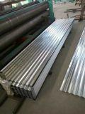 0.14/0.17/0.22*900mm Metalldach-Fliese/galvanisiertes gewölbtes Stahlblech