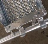 Type de planche d'échafaudage euro pour le système de Ringlock
