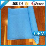 Couvre-tapis pliable de yoga de gymnastique du prix de gros d'usine de fournisseur chinois