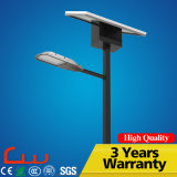 Lámpara de calle solar del SGS CQC 30W 60W 80W LED de RoHS TUV del Ce