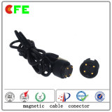 Fornecedor magnético do conetor de Pin do Cfe 4pin Pogo